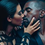Kim and Kanye Star in Spring/Summer 2015 Balmain Campaign