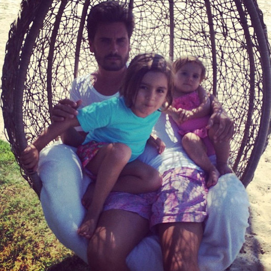 Cute Photos of Kourtney Kardashian and Scott Disick's Family