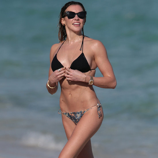 Katie Cassidy Bikini Pictures