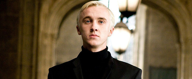 "J.K. Rowling's New Story Explains Her ""Pity"" For Draco Malfoy"