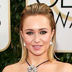Hayden Panettiere gets a night off from 2-week-old baby girl