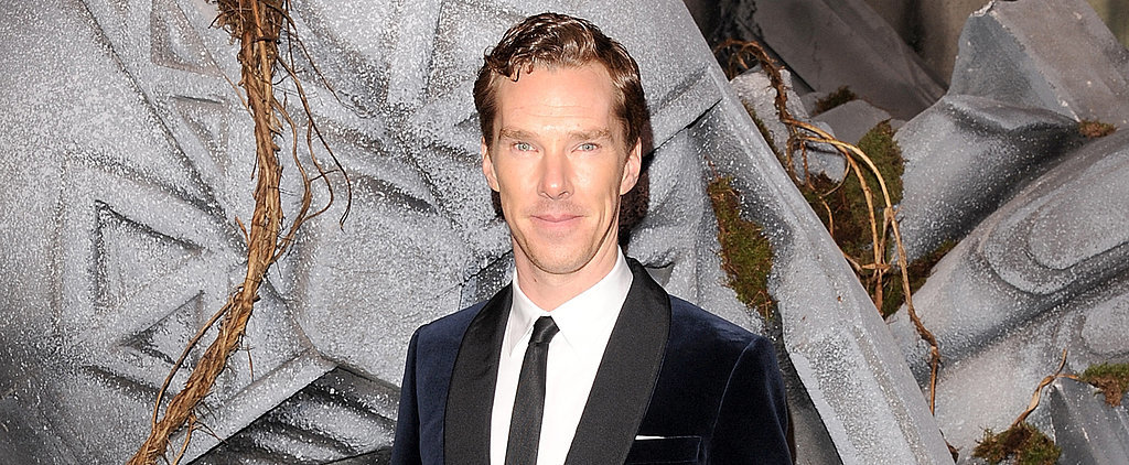 Is This Benedict Cumberbatch as Dr. Strange?
