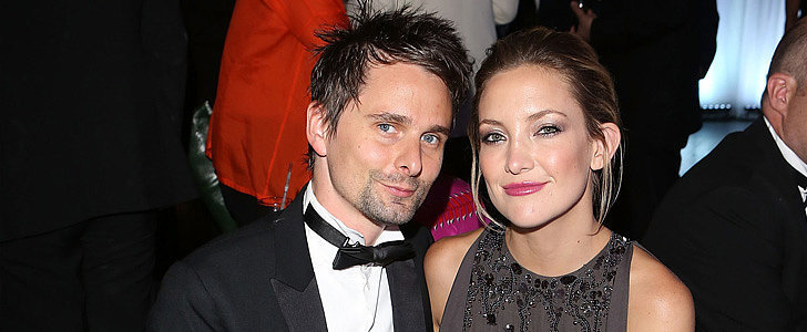 Kate Hudson and Matthew Bellamy Travel to Aspen Together