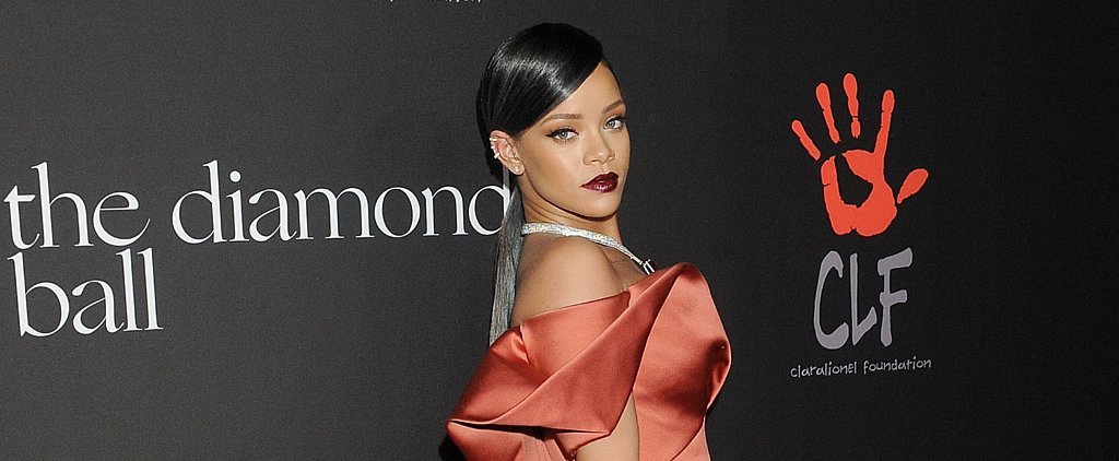 Rihanna's Holiday Social Media Tradition Continues