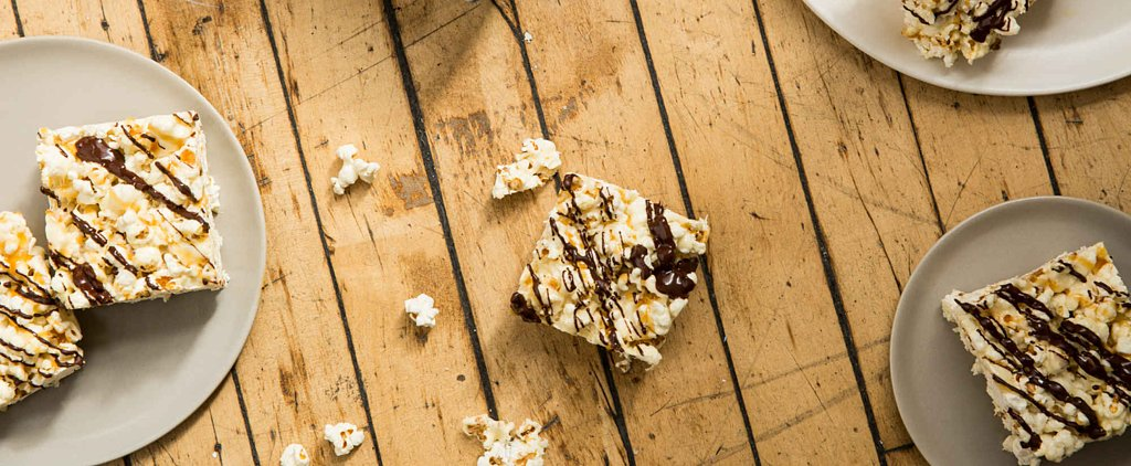 Kettle Corn Krispie Treats That Pair Perfectly With an Ice-Cold Brew
