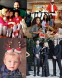 Celebrities Share Family Pics On Christmas Day