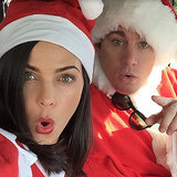 See How Your Favourite Stars Celebrated Christmas!