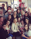 Jennifer Lawrence Visits a Children's Hospital in Her Native Kentucky on Christmas Eve: Pictures