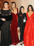 PHOTOS: How the Kardashians Are Celebrating Khristmas