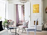 Tour a Perfectly Girly Gustavian Home