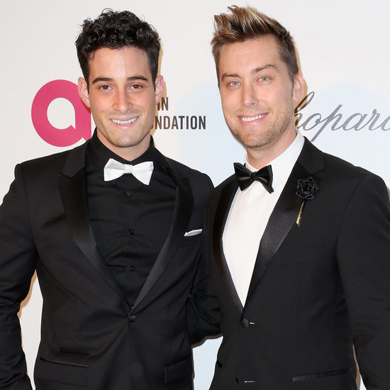 Go Inside Lance Bass's Picture-Perfect Wedding