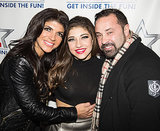 Teresa, Joe Giudice Attend Daughter Gia's 3KT Holiday Show Before Prison Time Begins