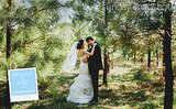 Happy Sunday! From a Woodsy Wedding in Saxapaw, North Carolina...
