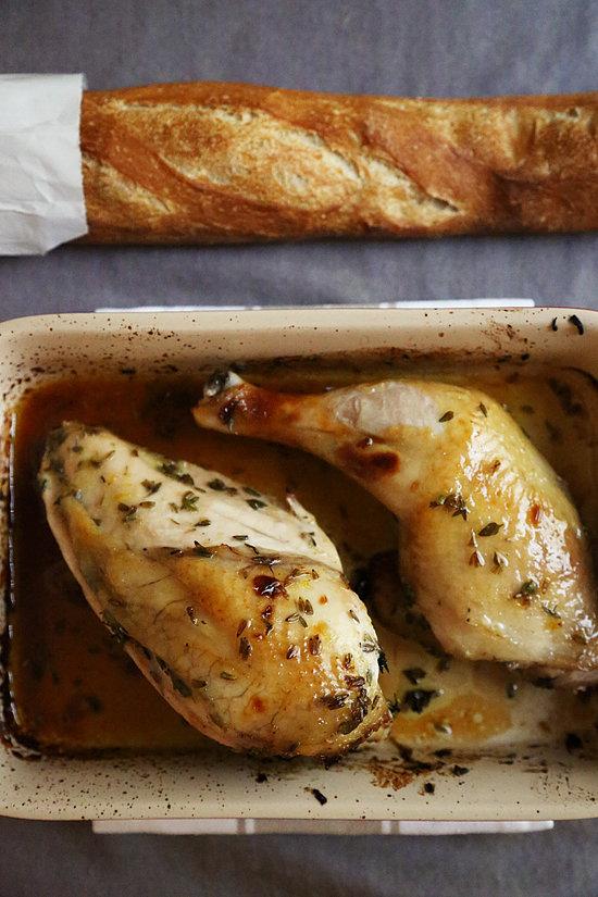 Lemon and Lavender Chicken