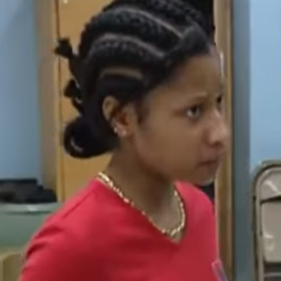 Nicki Minaj Acting in High School | Video