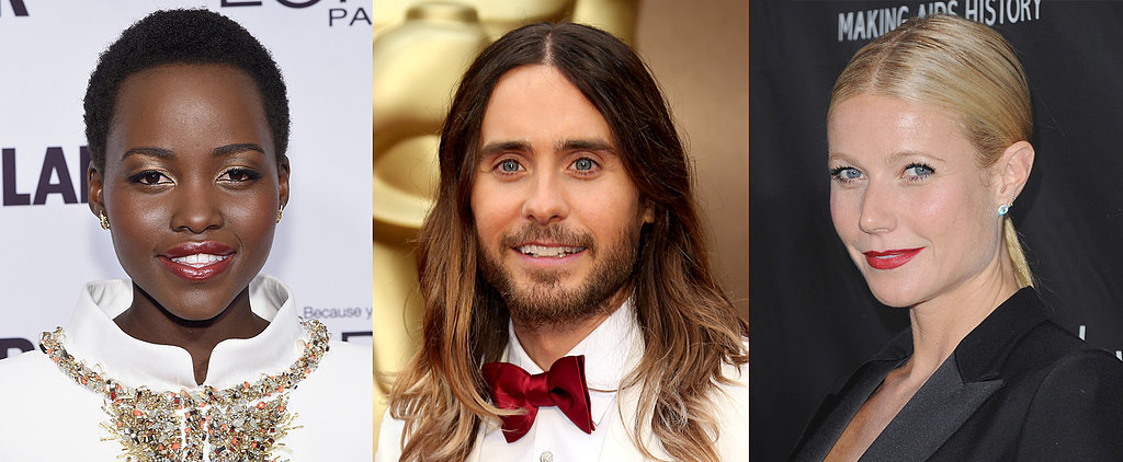 Jared, Lupita, Gwyneth: Announcing the 2014 POPSUGAR Beauty Award Winners!