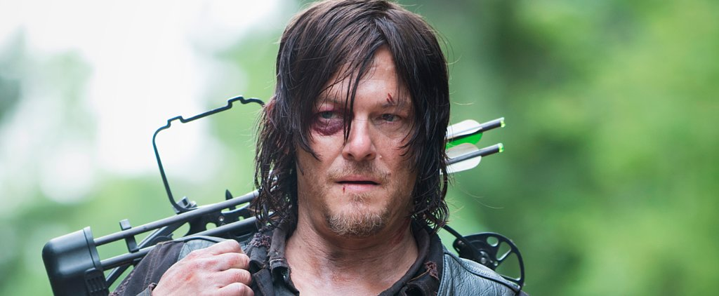 Was That Daryl Dixon We Just Saw in a Radiohead Music Video?