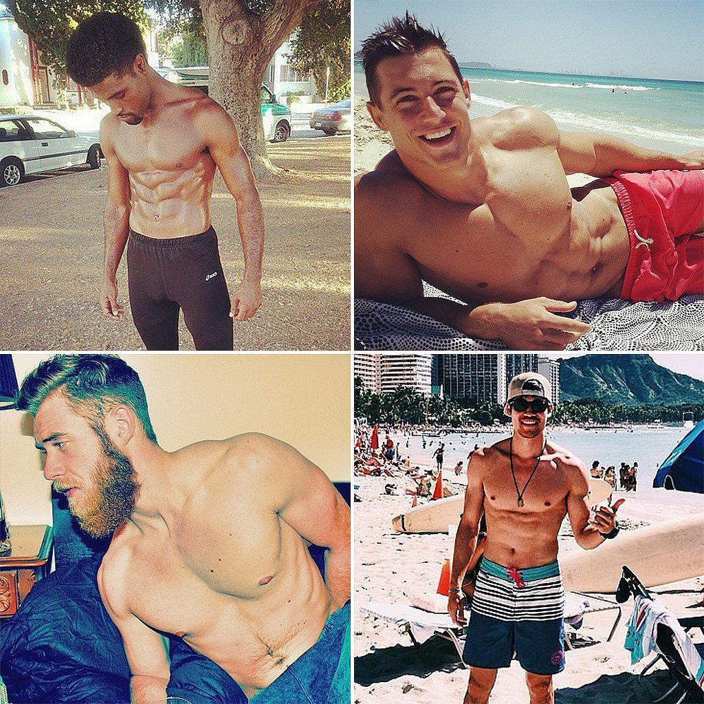 Hot shirtless guys