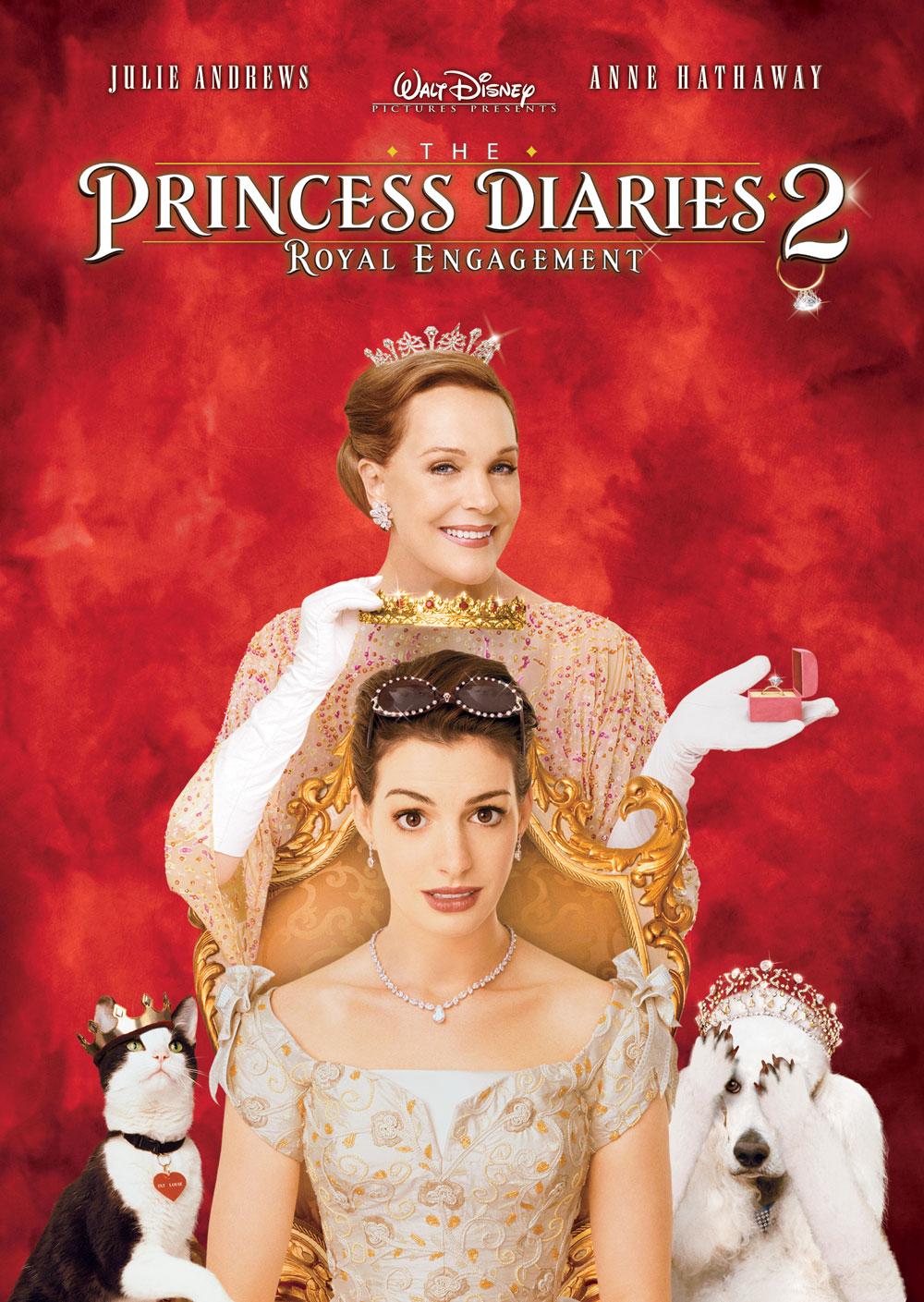 პრინცესას დღიურები 2: როგორ გახდე დედოფალი (ქართულად)  - The Princess Diaries 2: Royal Engagement (2004)