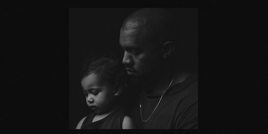 Kanye's Beautiful New Song Makes Kim Cry Ever Time She Hears It