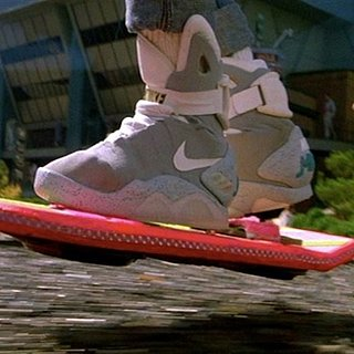 Back to the Future 2 Tech