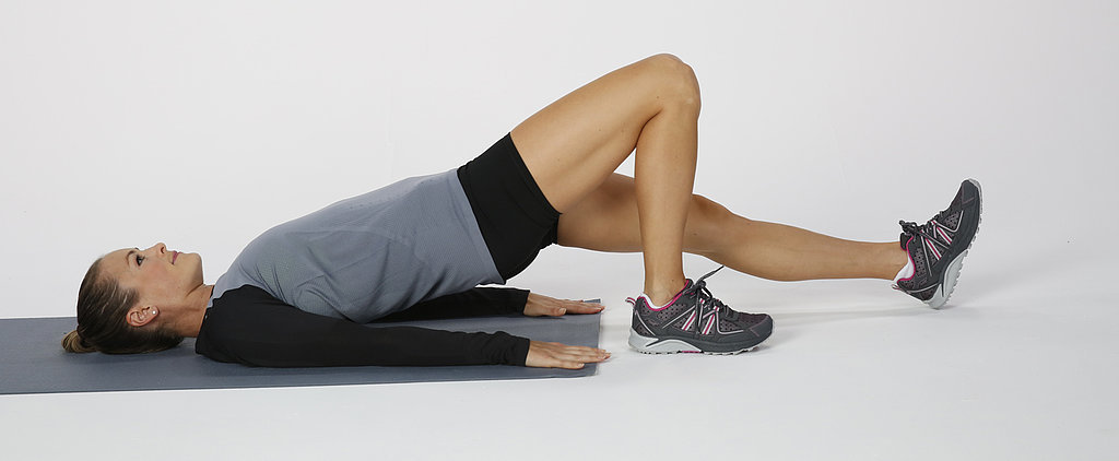 Skip the Lunges in This Quick Leg Workout