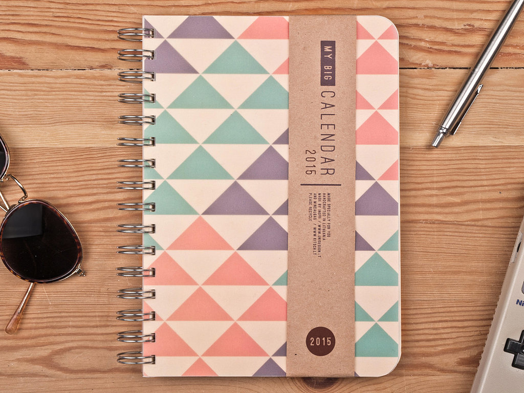 2015 Planners and Agendas | POPSUGAR Smart Living