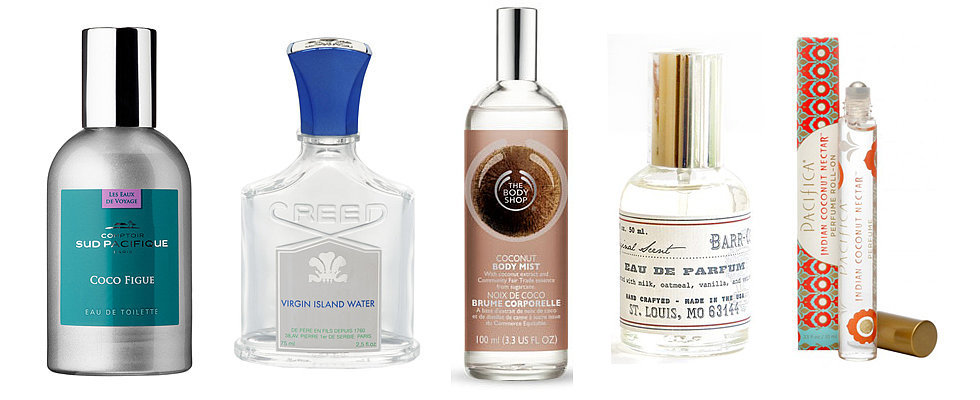 12 Beautiful Body Sprays and Perfumes That Smell Exactly Like Coconut