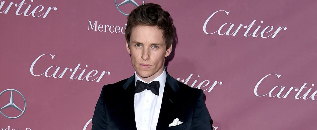 Suit Porn Provided by Birthday Boy, Eddie Redmayne
