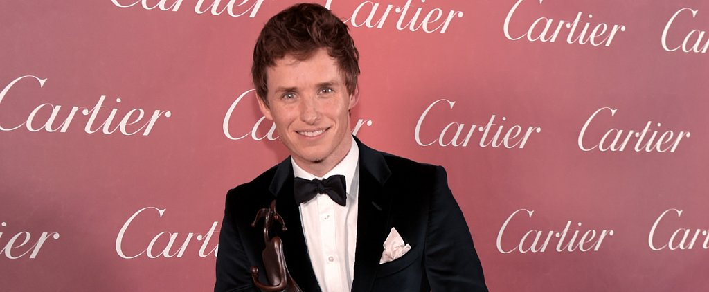 You Have to See the Adorable Eddie Redmayne Reenact His Hobbit Audition