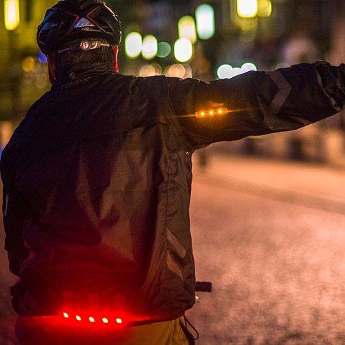 Smart Jacket For Bikers