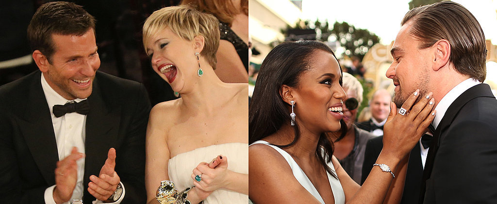 The 45 Best Pictures From Last Year's Golden Globes
