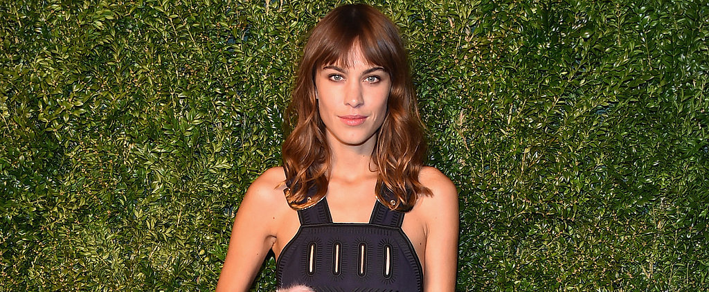 Alexa Chung's New Denim Line Comes Complete With Styling Tips