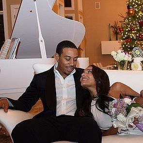 Ludacris and Eudoxie Agnan Wedding Pictures