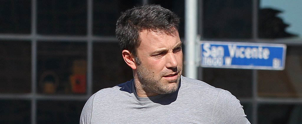 Let's All Take a Moment to Marvel at Ben Affleck's Biceps