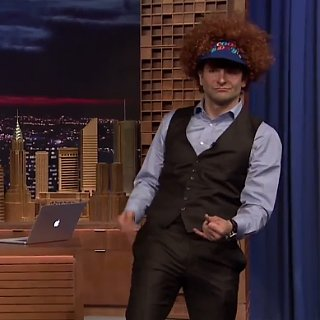 Bradley Cooper on The Tonight Show January 2015