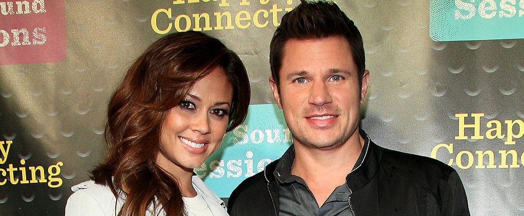 Nick and Vanessa Lachey Welcome a Baby Girl!