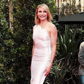 Cameron Diaz Wedding Dress Photos