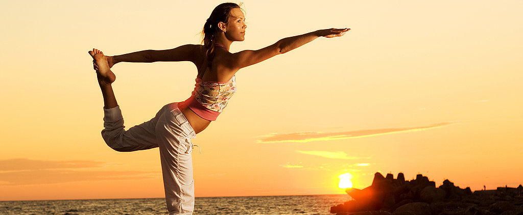 Why You Can't Freakin' Balance in Yoga Class