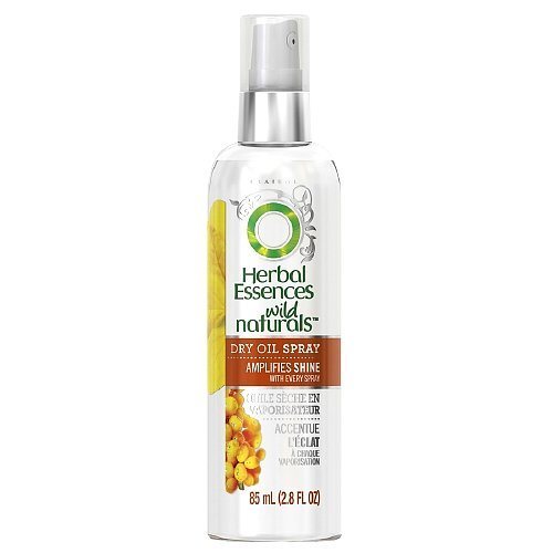 Herbal Essences Wild Naturals Dry Oil Spray