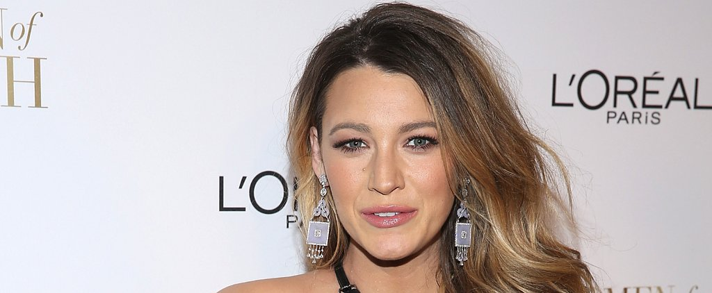 "Blake Lively: ""I Do Want to Just Enjoy This Moment"""
