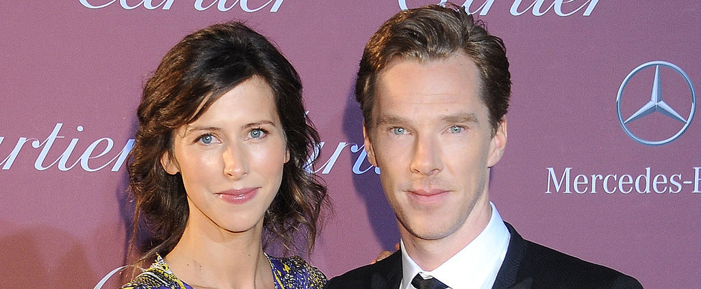 Benedict Cumberbatch's Fiancée Sophie Hunter Is Pregnant