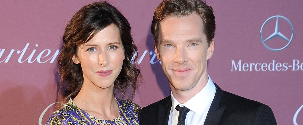 Benedict Cumberbatch Is About to Be a Dad – Prepare Your Social Media Feeds