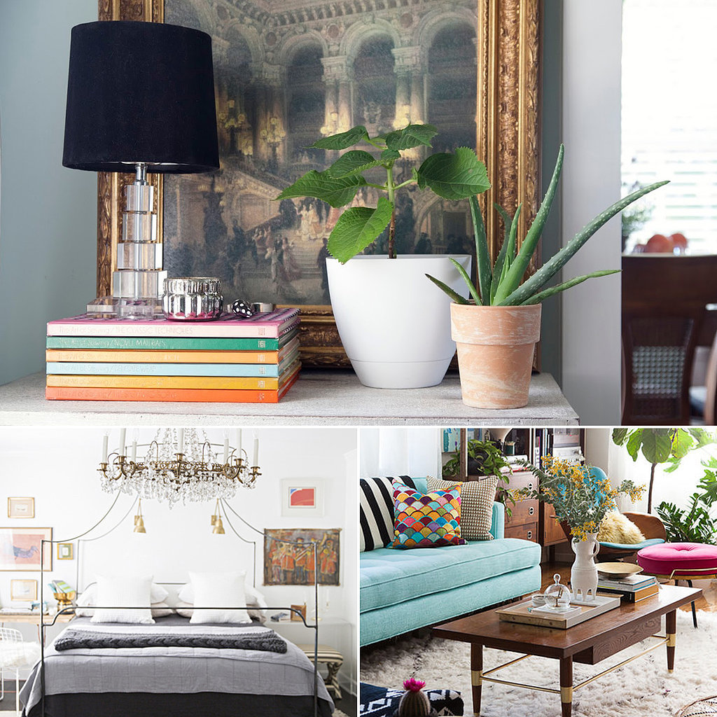 how to redecorate your home affordably popsugar home