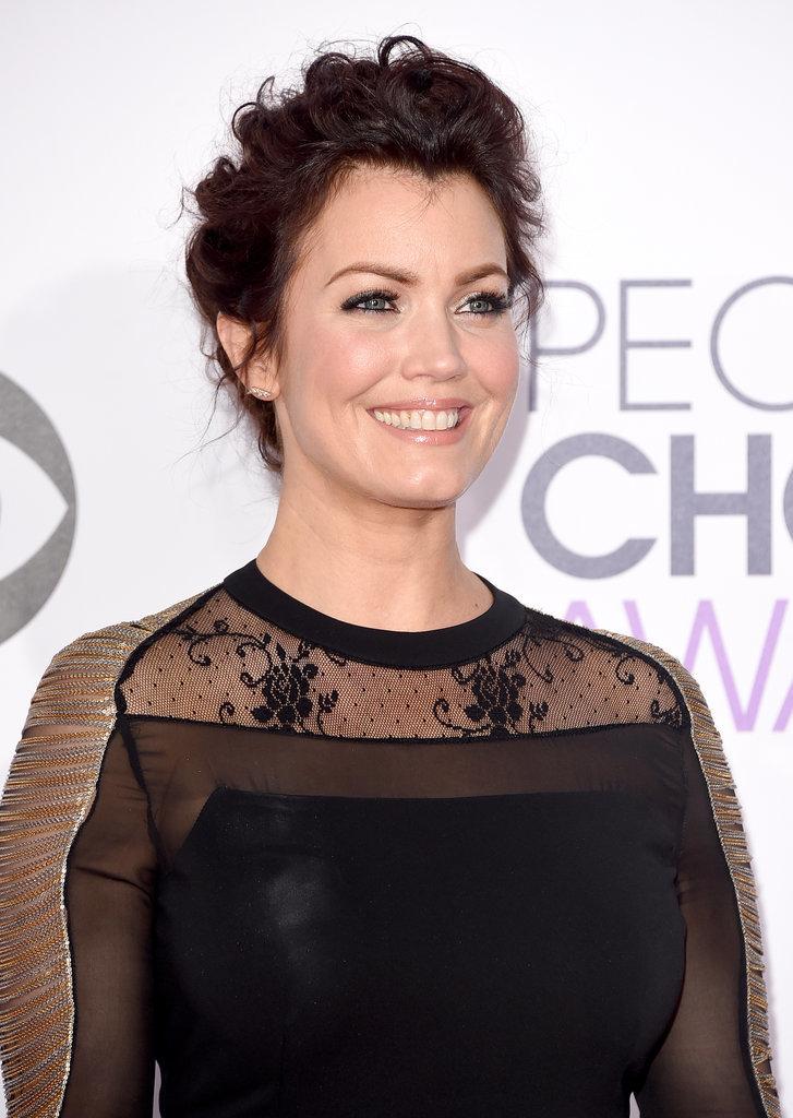 People S Choice Awards Red Carpet Hair Makeup 2015