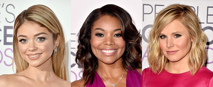 See All the Stunning Hair and Makeup From the People's Choice Awards