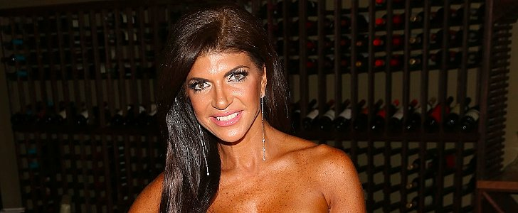 Teresa Giudice Will Not Serve Her Full Prison Sentence
