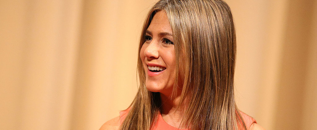 "Jennifer Aniston on Her Late First Love: ""He Must Have Sent Me Justin"""