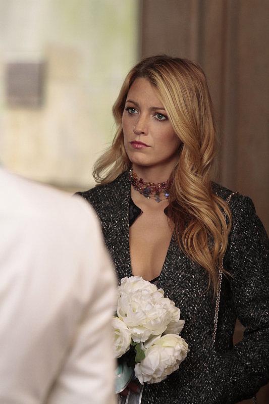 Serena van der woodsen wedding hair