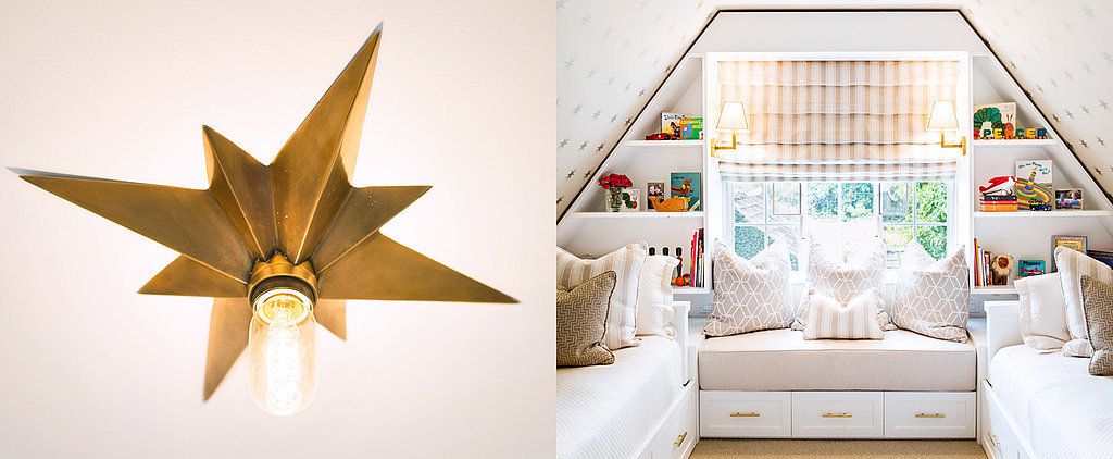 An Unused Attic Becomes a Stylish Hangout